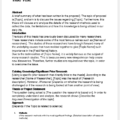 Sample Thesis Proposal Template